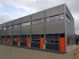 DIVIZE office and workshop Voorschoten Netherlands